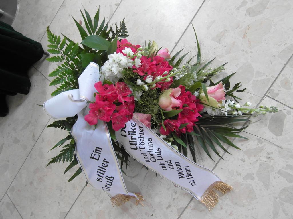 Dekoration und floristik f r trauerf lle chemnitz for Dekoration bestellen